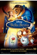 Bella y la bestia (Beauty and the Beast) Disney